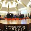 NSU-Prozess: Losentscheid für Presseplätze